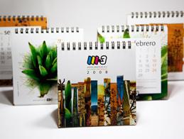 Calendario Imprenta M3