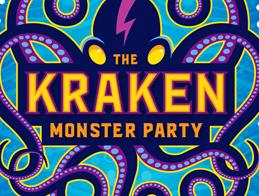 KRAKEN MONSTER PARTY